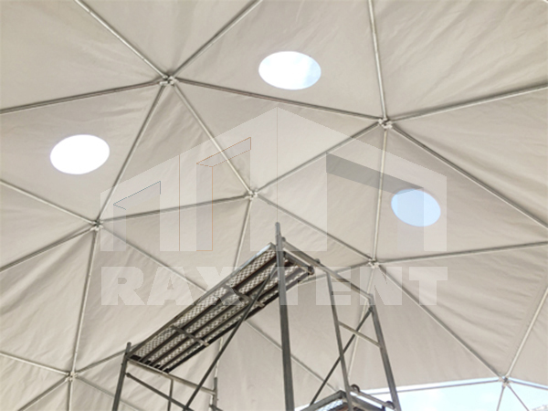 tent skylight window