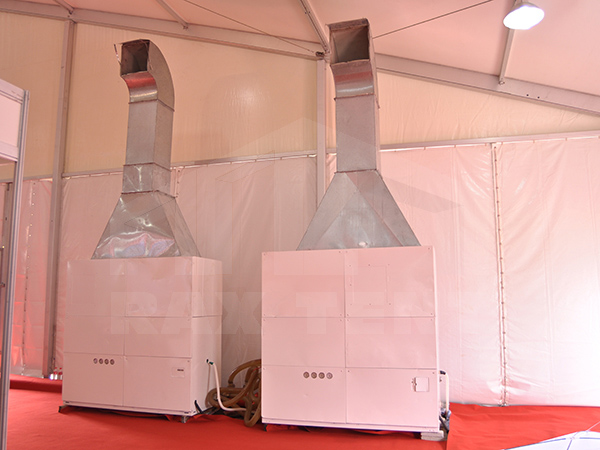 tent central air-conditioner