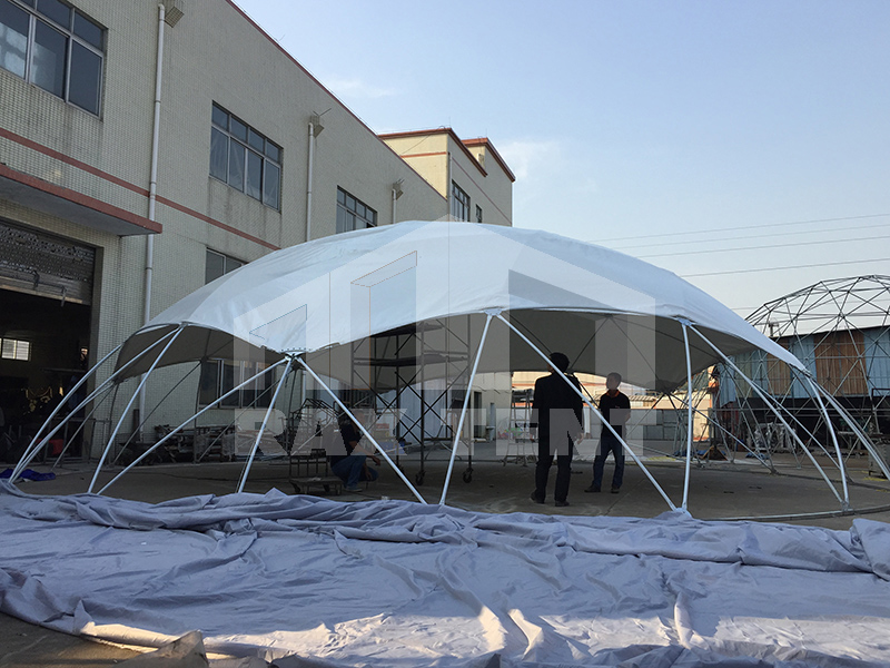 China factory customized dome tent for holiday