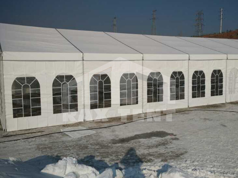 raxtent large tent with PVC window