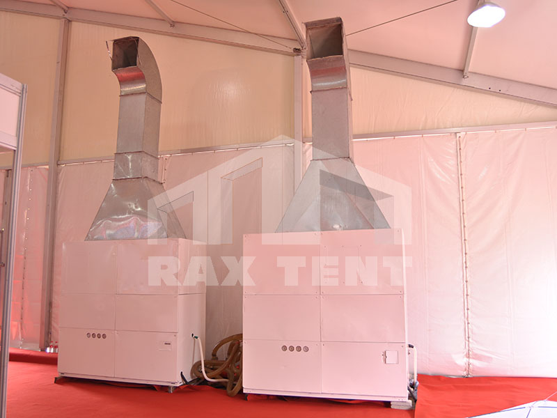 tents with AC