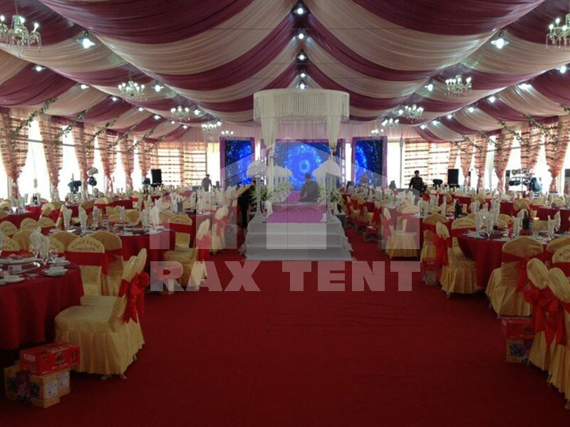 raxtent wedding tent for sale