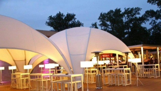 tent for guest house,coffee shop,cold drink etc,recreational places.