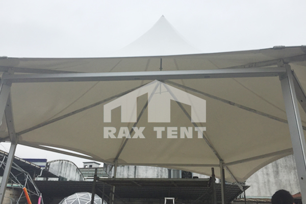 Raxtent 5m glamping house