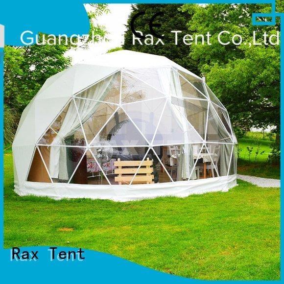 Quality camping dome tents for sale RAXTENT Brand customized luxury camping tents
