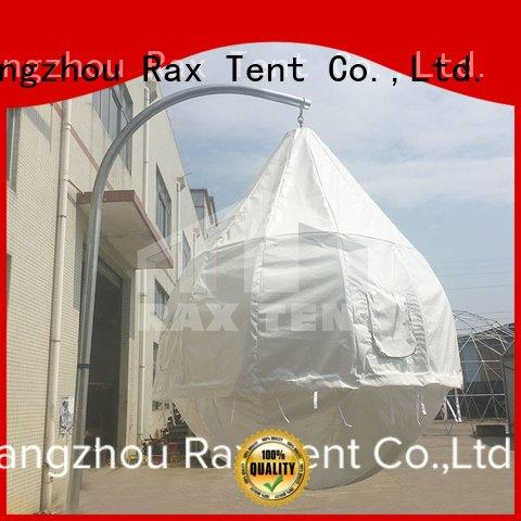 RAXTENT events custom tents cover