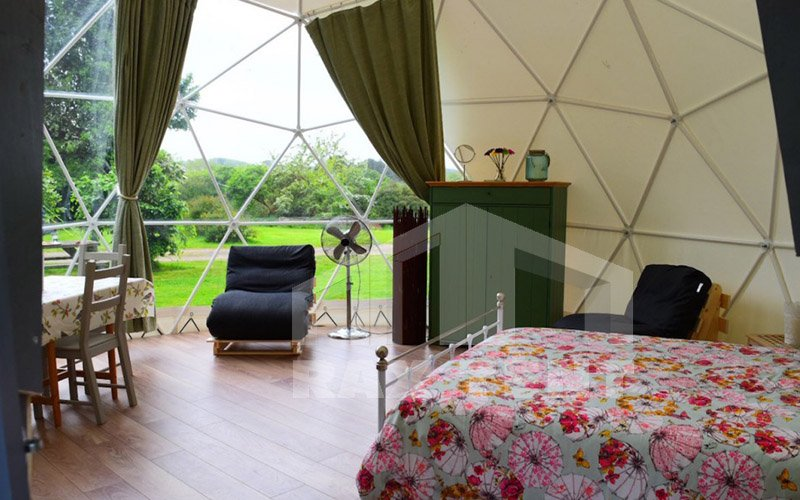 raxtent dome house ,glamping domes