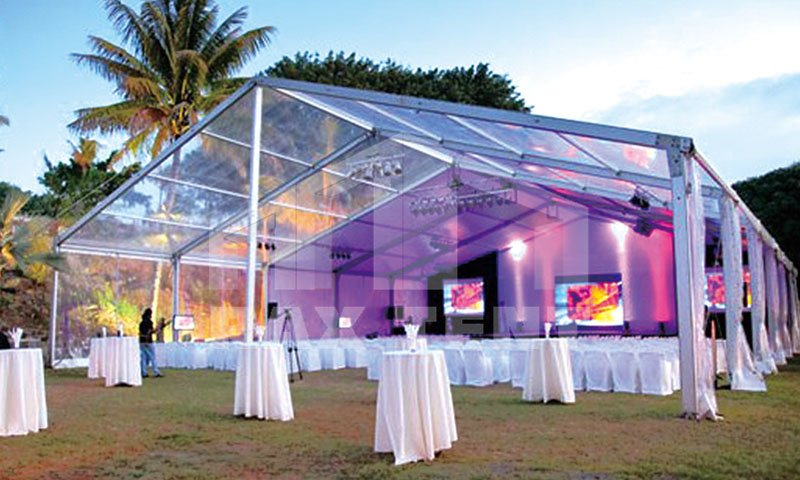 small transparent tent for party cheap factory price