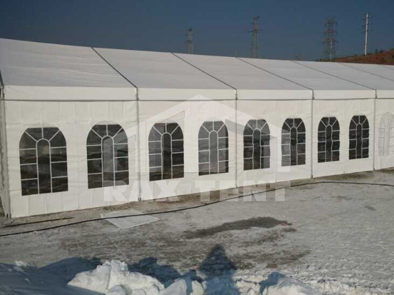 tent PVC windows