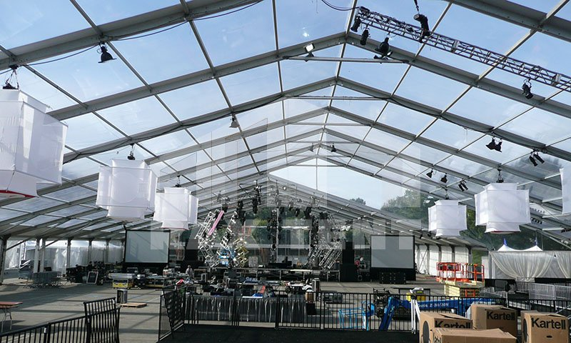 Raxtent A shape tent for event