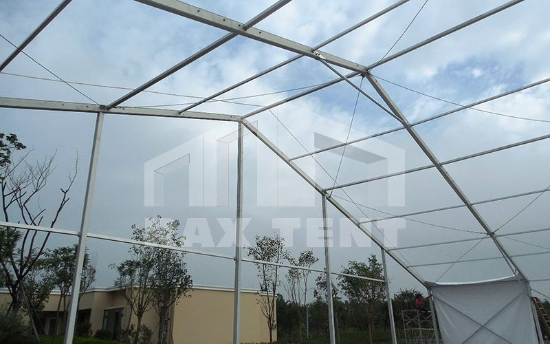Raxtent marquee tent for events