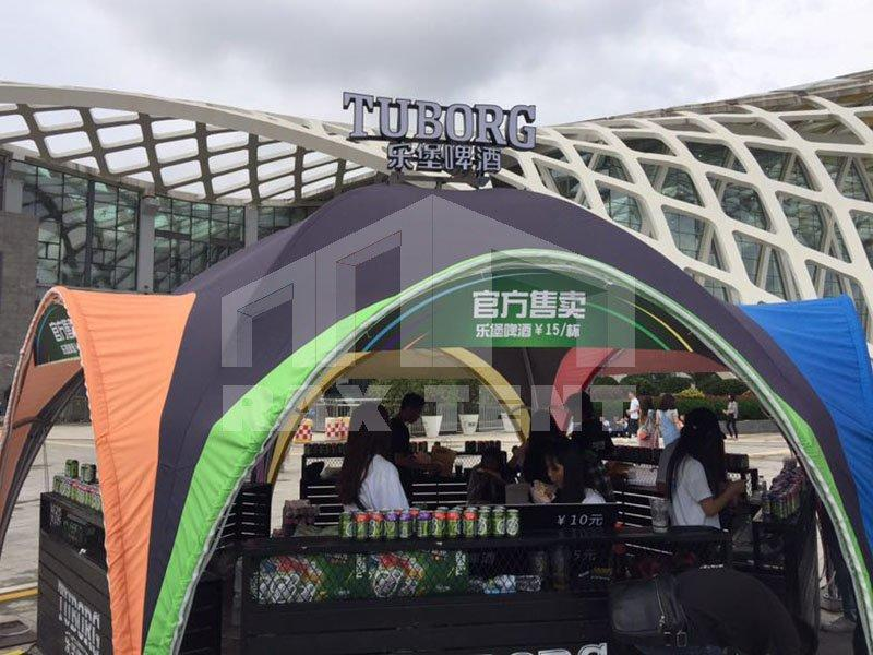 Luxury and New Design Promotional Tent