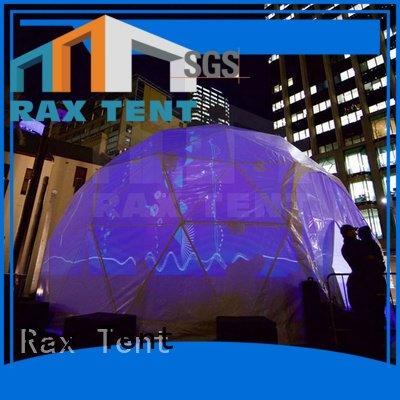 OEM tent projection projections raxtent dome marquee for sale