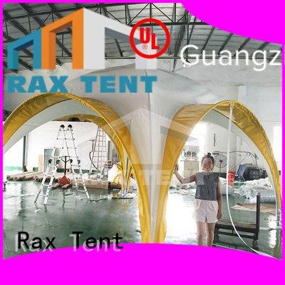 RAXTENT custom made canopy tree quadrangular dome