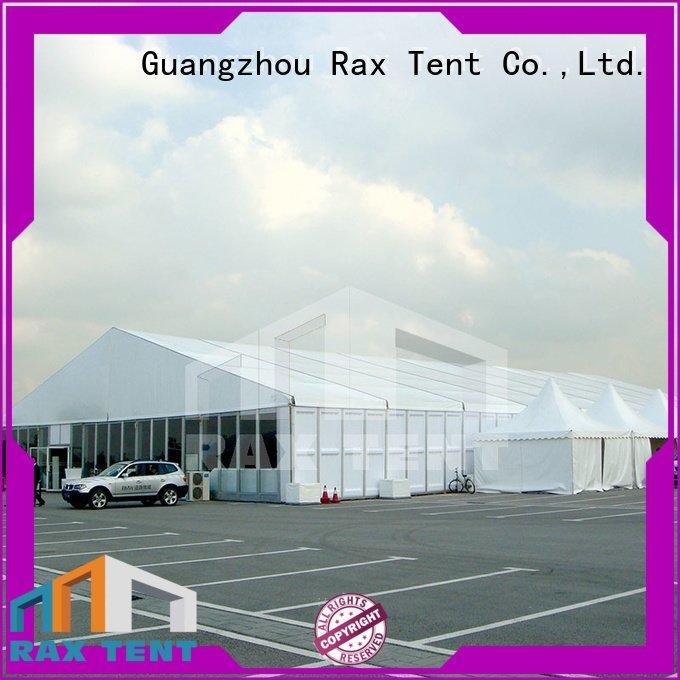 wall outdoor warehouse tents warehouse marquee RAXTENT
