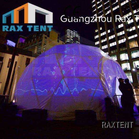 dome marquee for sale events tent projection RAXTENT