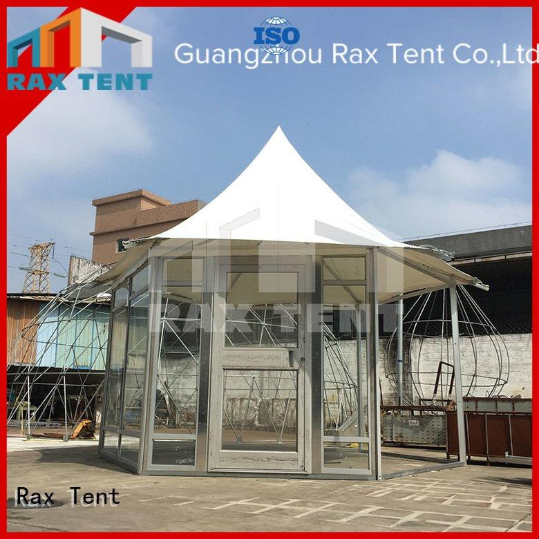 cover RAXTENT luxury camping tents