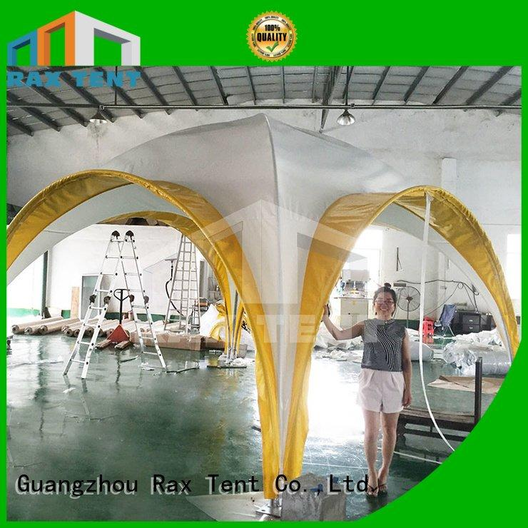 cover tent RAXTENT custom made canopy