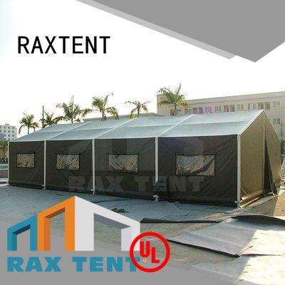 Quality RAXTENT Brand 6m army tents for sale