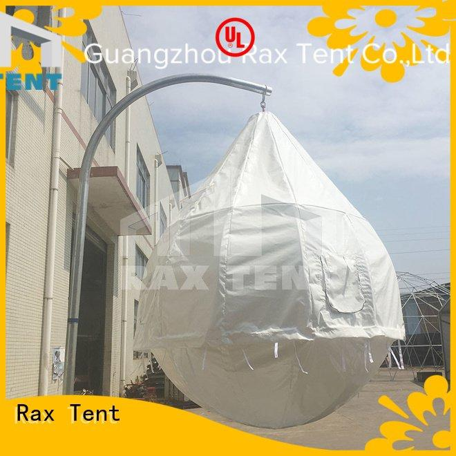 events pipe custom made canopy RAXTENT