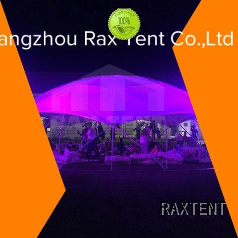 RAXTENT pvc custom tents events