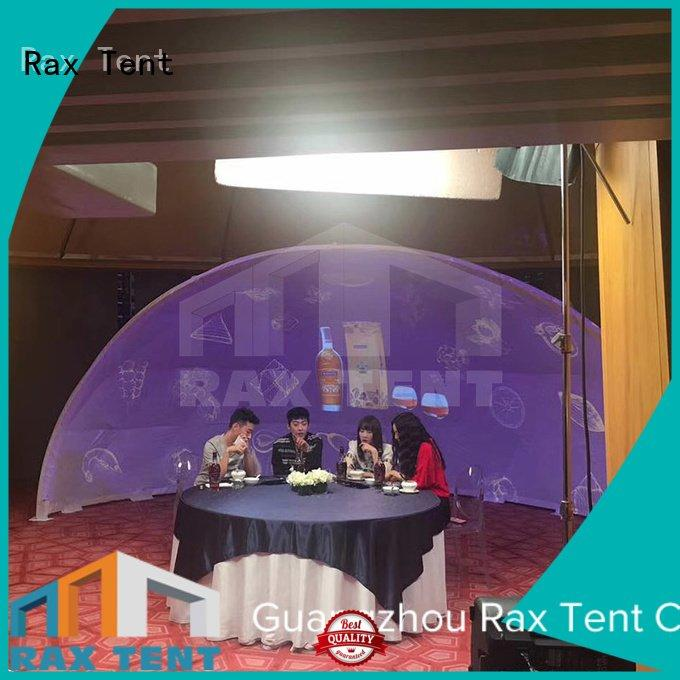 RAXTENT pvc dome dome marquee for sale