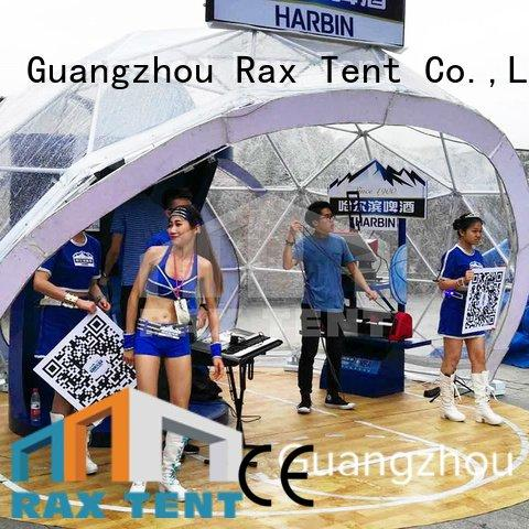 geodesic dome tent for sale pvc geodesic dome tent REX Brand