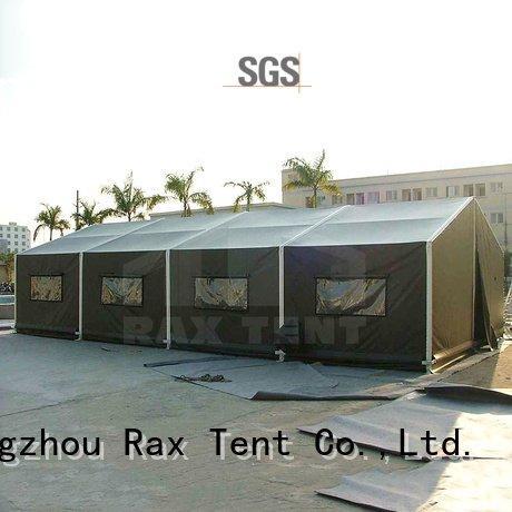 REX military surplus tents for sale barracks pvc 8m 6m