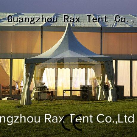 REX 6x6m pagoda 4x4 party marquee for sale aluminum