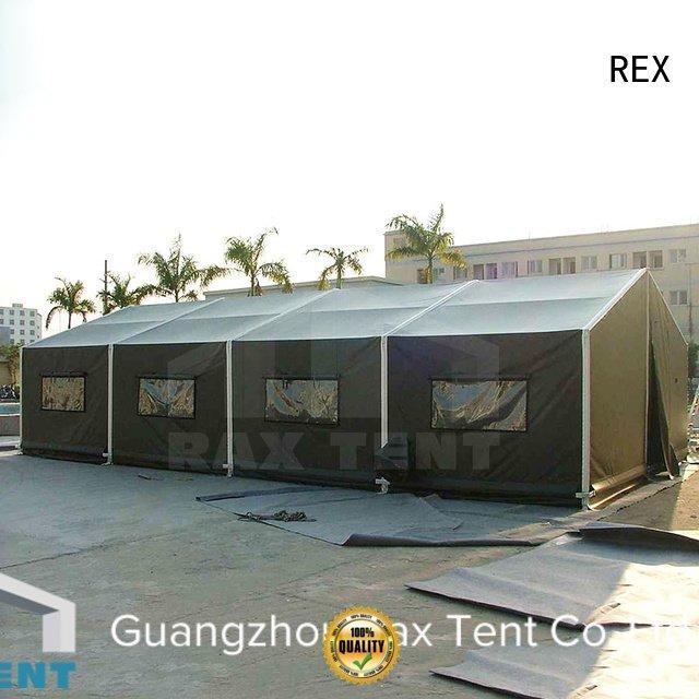 Hot military surplus tents for sale cover aluminum tent REX Brand