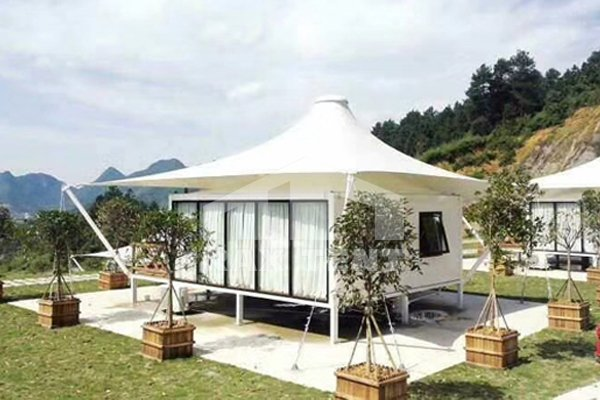 Raxtent glamping house