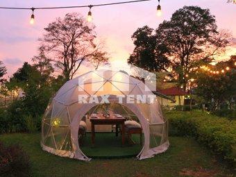 Raxtent garden dome tent