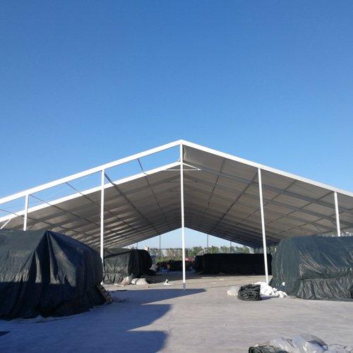 Raxtent marquee tent