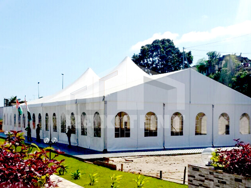 combination  tent for sale,China factory supply,low price,high quality