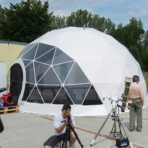 Raxtent dome tent for events