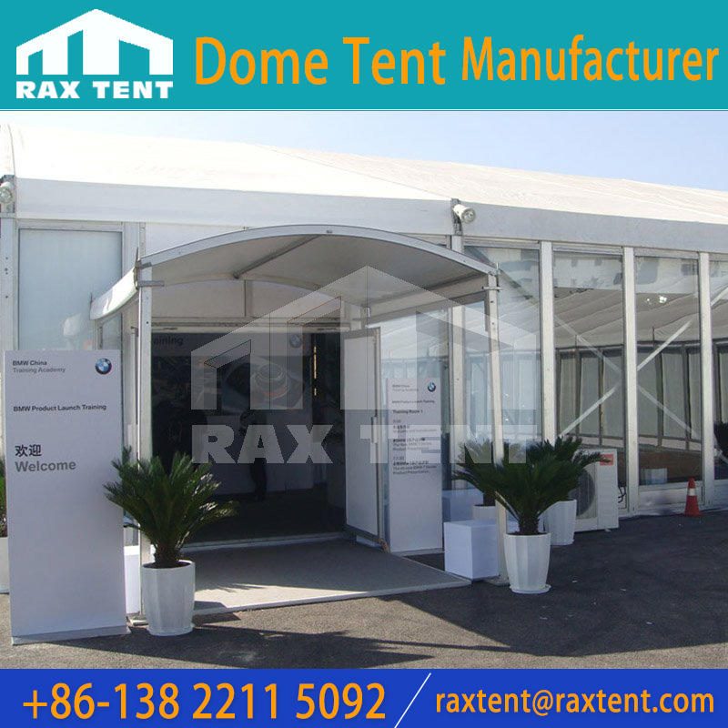 Glass door / PVC door /Sliding door for dome tent, marquee tent