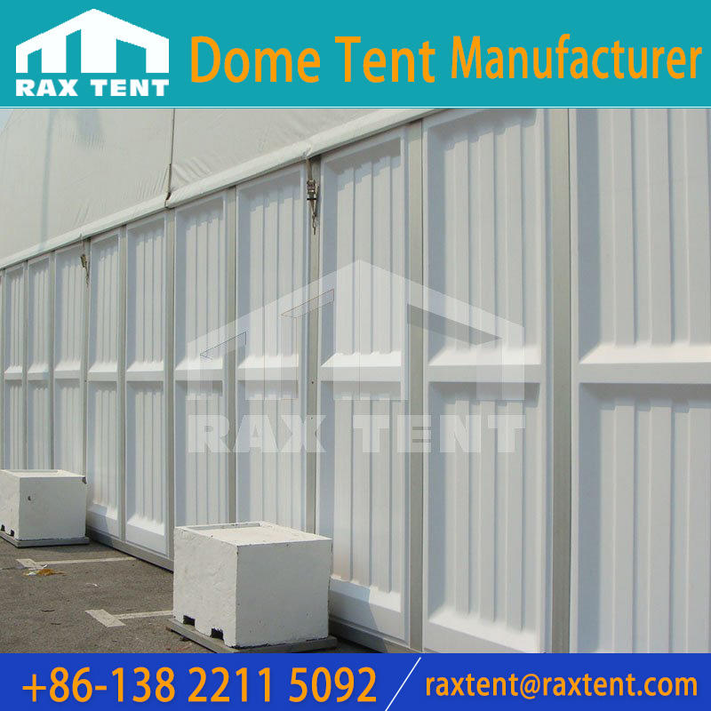 ABS Wall Marquee Tent with Aluminum Frame for warehouse