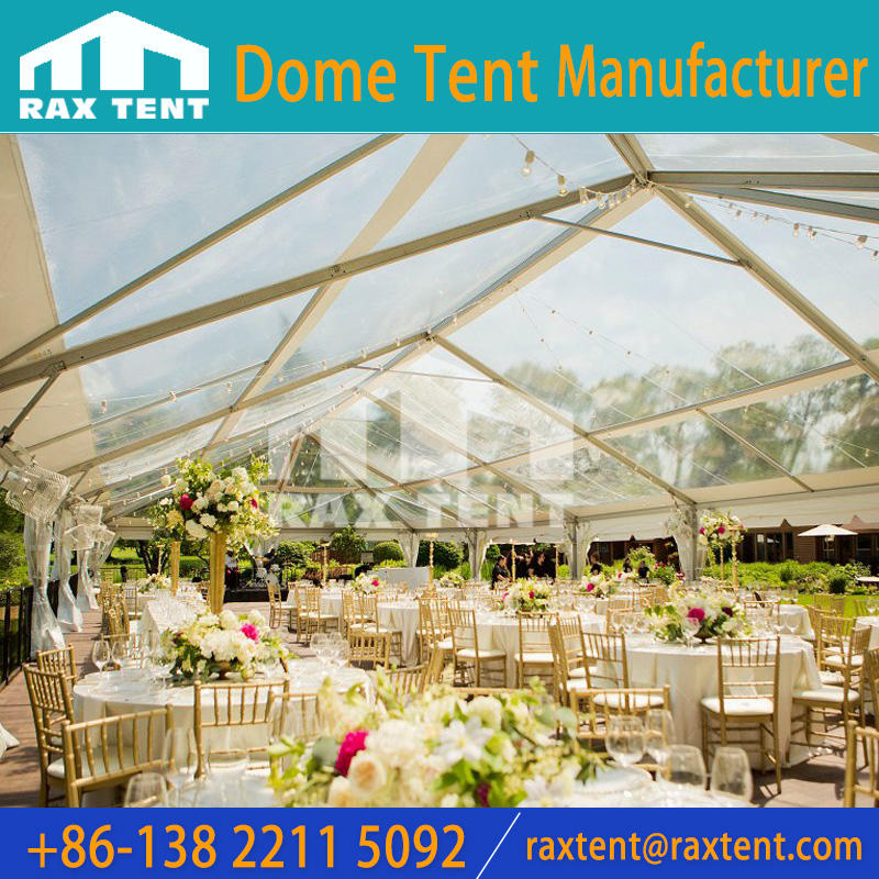 Aluminum Marquee tent for outdoor wedding party event