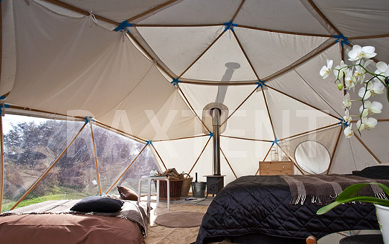 Raxtent dome house,glamping hotel