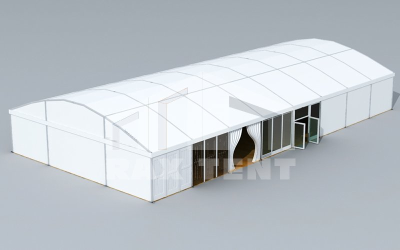 Raxtent marquee tent for wedding
