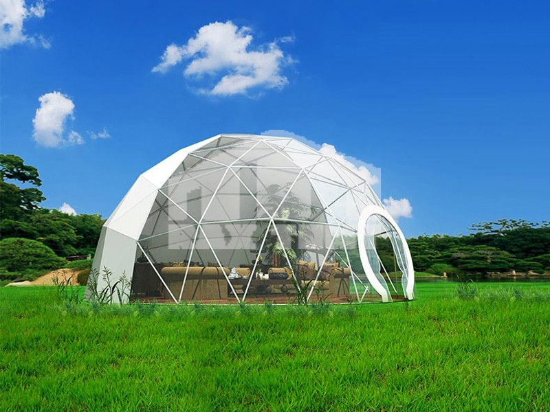 Raxtent geodesic dome