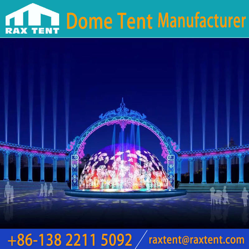 35m big geodesic dome,dome tent for event,festival tent,celebration tent