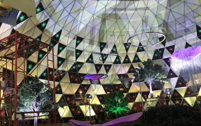 Raxtent domes