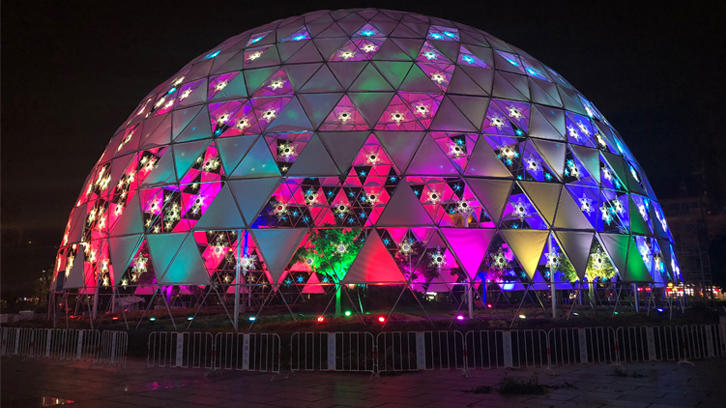 35m big dome dome tents for events cheap festival tent price