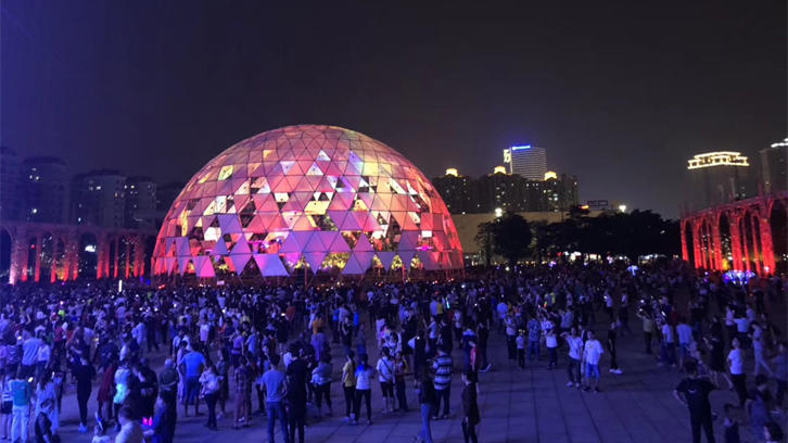 Geodesic Domes  Enrich Your Events