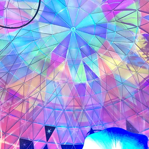 Raxtent 360 degree projection dome