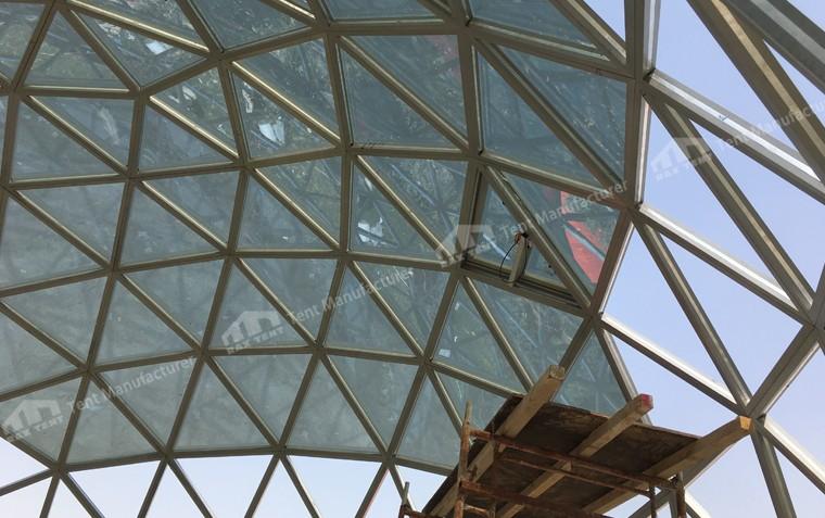 RAXTENT glass igloo hotel