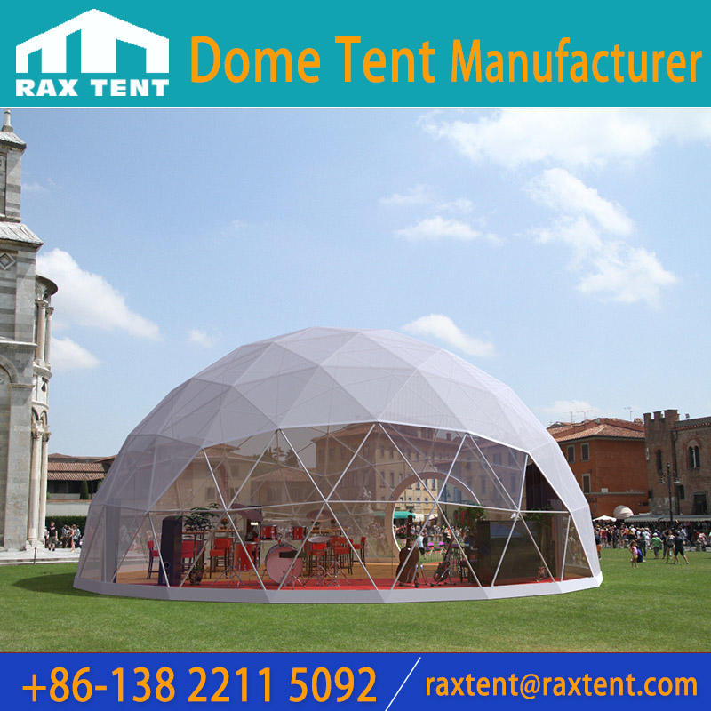 Cheap Geodesic Dome for Event Large Dome Strong Structure Dome Tent Hot Sale