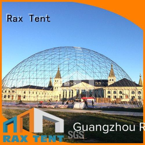 pvc outdoor party tents pinnacle RAXTENT