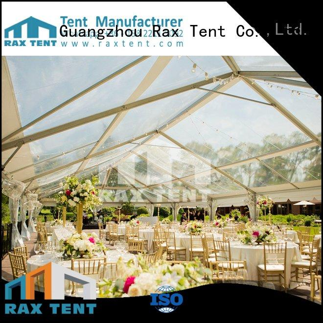 marquee tent wedding large white wedding tent RAXTENT